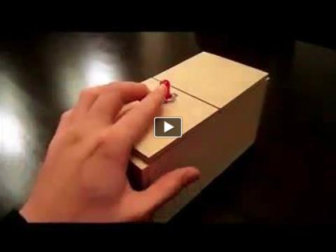 فيديو الصندوق العجيب