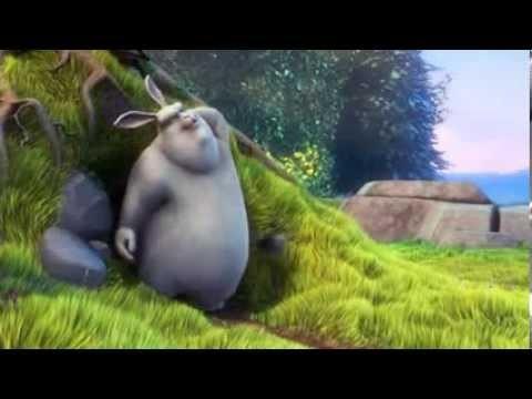 فيلم انيميشن قصير ومضحك للاطفال