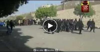 بالفيديو - أعتداء الداخلية على البنات فى مصر