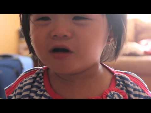 شاهد بالفيديو طريقه اسكات طفلك عند البكاء