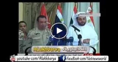 بالفيديو الرئيس التنفيذي لشركة أرابتك يحرج لواء جيش امام الملايين