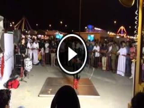 رقص سوري رائع فى دبي