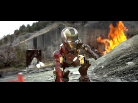 بالفيديو فيلم الطفل الحديدي