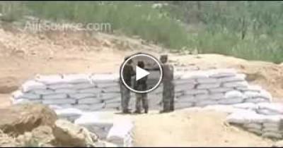 الفيديو الى بسببه منعوا البنات تدخل الجيش