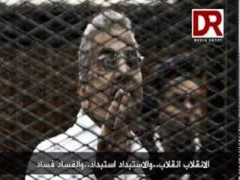 بالفيديو رساله عصام سلطان للثوار من خلف القصبان